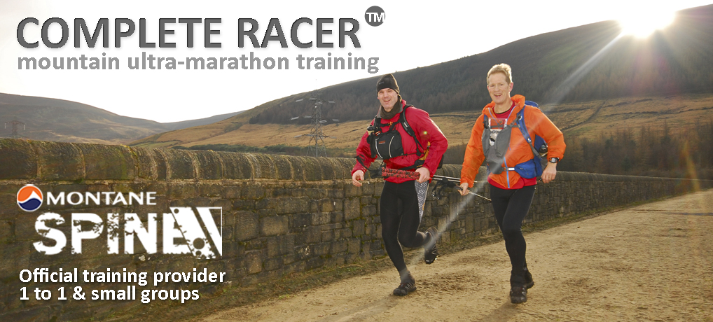 SPINE RACE TRAINING SERIES