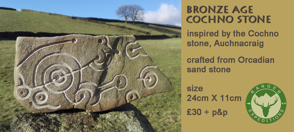 Bronze Age Stone #02 - Cochno - ONE AVAILABLE