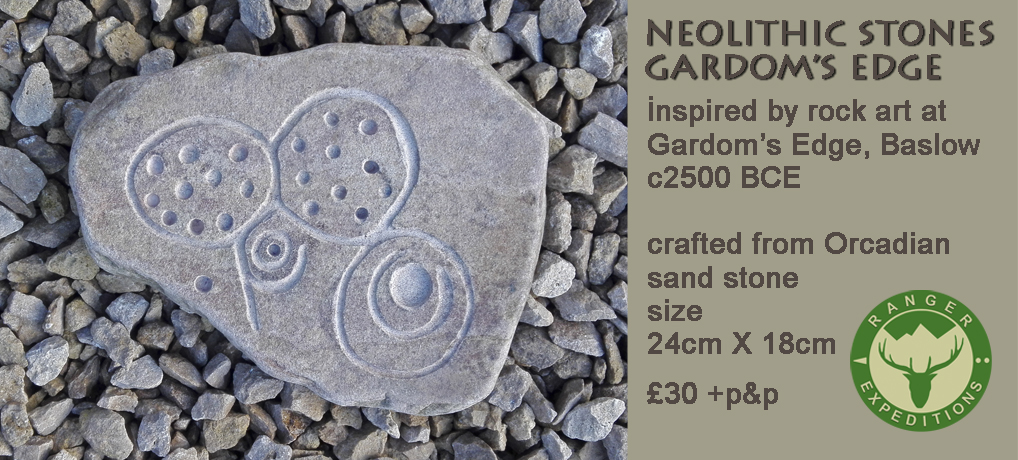 Neolithic Stone #04 - Gardoms Edge - ONE AVAILABLE